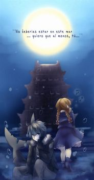Wadanohara and the great blue sea by RinChansub