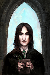 The Half-Blood Prince by 6urn