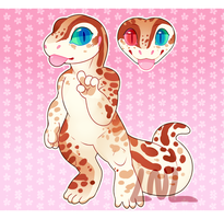 Gecko Design Auction! [CLOSED] by LastNight-Light