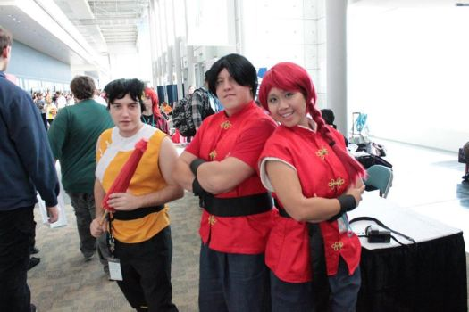 Ranma Saotome (Female) Cosplay by reikoheartsu