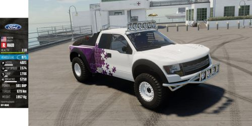 The Crew Ford F-150 SVT Raptor Setup by thetnknownbrony