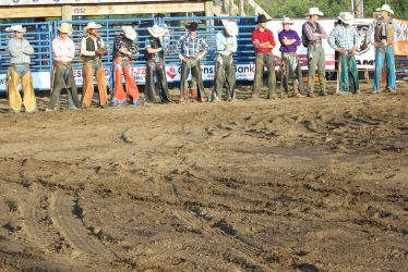 Rodeo Cowboys, Viroqua, WI 8/16/2014 7:00PM by Crigger