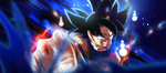 Let's Fight Goku Signature by Maxell97