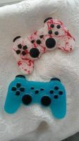 PS3 resin controllers by Lisa99