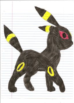 Umbreon by ViperCosmos