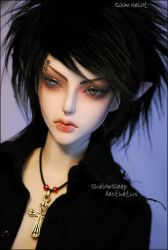 Face-up: Soom Heliot by asainemuri