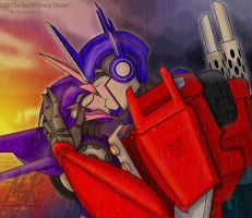 At The End Of Every Storm - TFP OPxRC by MessyArtwok