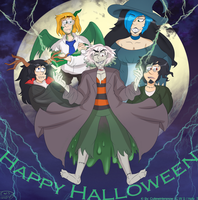 Happy Halloween 2017 by CutieWinterSnow