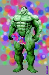 Hulk naked new by Blathering