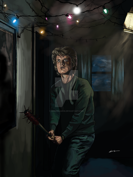 Stranger Things // Steve Harrington by bonobojuice