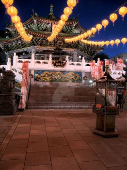 Chinatown Yokohama by 2378-TCDD