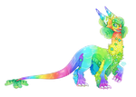~Rizzo the Clovertail~ by Witchin