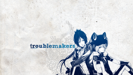 W.02 - Troublemakers by callmenames