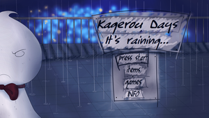 Kagerou Days youtube banner by 1luna2