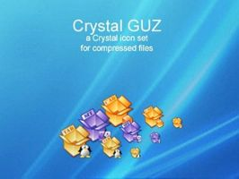 Crystal GUZ by GizMecano