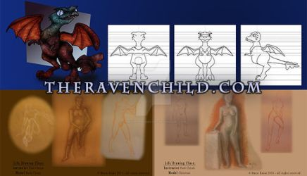 My New Website by TheSorceressRaven
