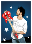 ::Paul Gilbert of Racer X:: by under18carbon