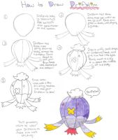 How to Draw Drifblim