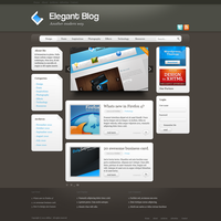 Elegant Blog by ald890