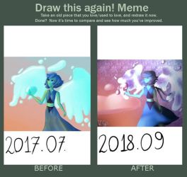draw this again but it's Lapis Lazuli by Gorawe114