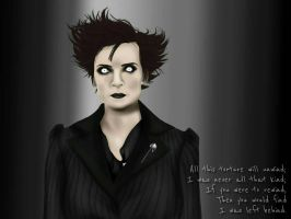 Miss Peregrine Movie- Miss Edwards by frozen-chica