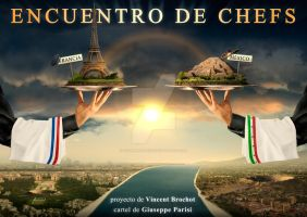 A Meeting of Chefs by GiuseppeParisi