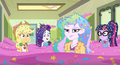 MLP EQG Best Trends Foreve  Moments 16 by Wakko2010