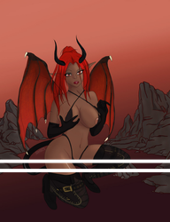 GA: Devilish by elusev