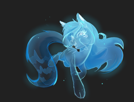 Halloween Adoptable Auction: Aethereal Glow [SOLD] by Wilvarin-Liadon