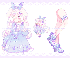 YuumarexPippo Adopt collab auction [closed] by BabyPippo