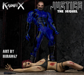 Karnifex - Justice - the sequel - 3 by M3Gr1ml0ck