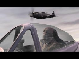 American WW2 Pilots by Arctic-RevoIution