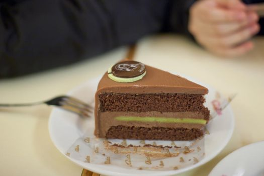 Mozart torte by patchow