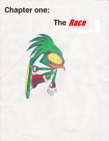 Chapter one: The race cover by 6t76t