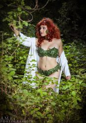At Peace - Poison Ivy by ArtfulAnarchy