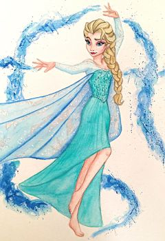 Let it go by mliddam