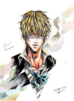 Shizuo-Drrr by ayasemn