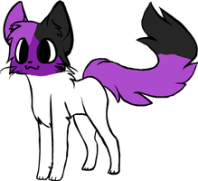 Aphmoo(Aphmau) the cat by NeenahRockets27264