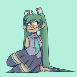 miku day by scenikeight