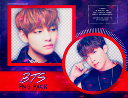PNG PACK: BTS by Hallyumi