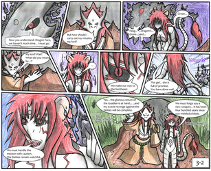 Doragon Konpaku: Book 1: Terrium: Page 3-2 by AxisofDestruction