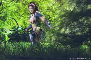 Headhunter Nidalee - lots to come by dani-foca