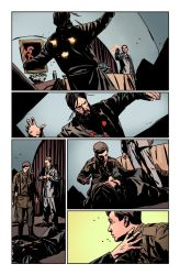 Beasts Of The Black Hand preview page #6 by NeerajMenon