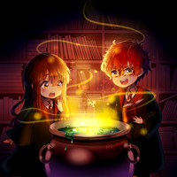 How to get expelled from Hogwarts by ksmile1313