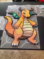 Dragonite Perler by xXXxNightShadexXXx