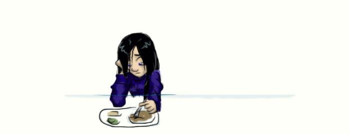 I'm not hungry for meatloaf... by Violet-Parr