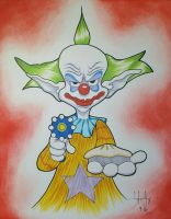 Killer Klowns from Outer Space - shorty by firefreak5902