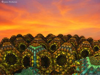 Indigenous Alien Dwellings by jim88bro