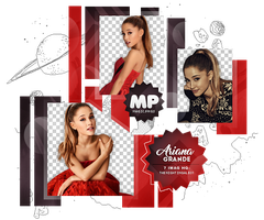 PACK PNG 1044| ARIANA GRANDE. by MAGIC-PNGS