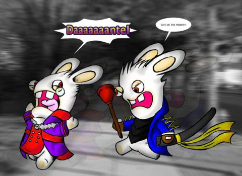 Bunnies cant be SonsofSparda 2 by Vosmy